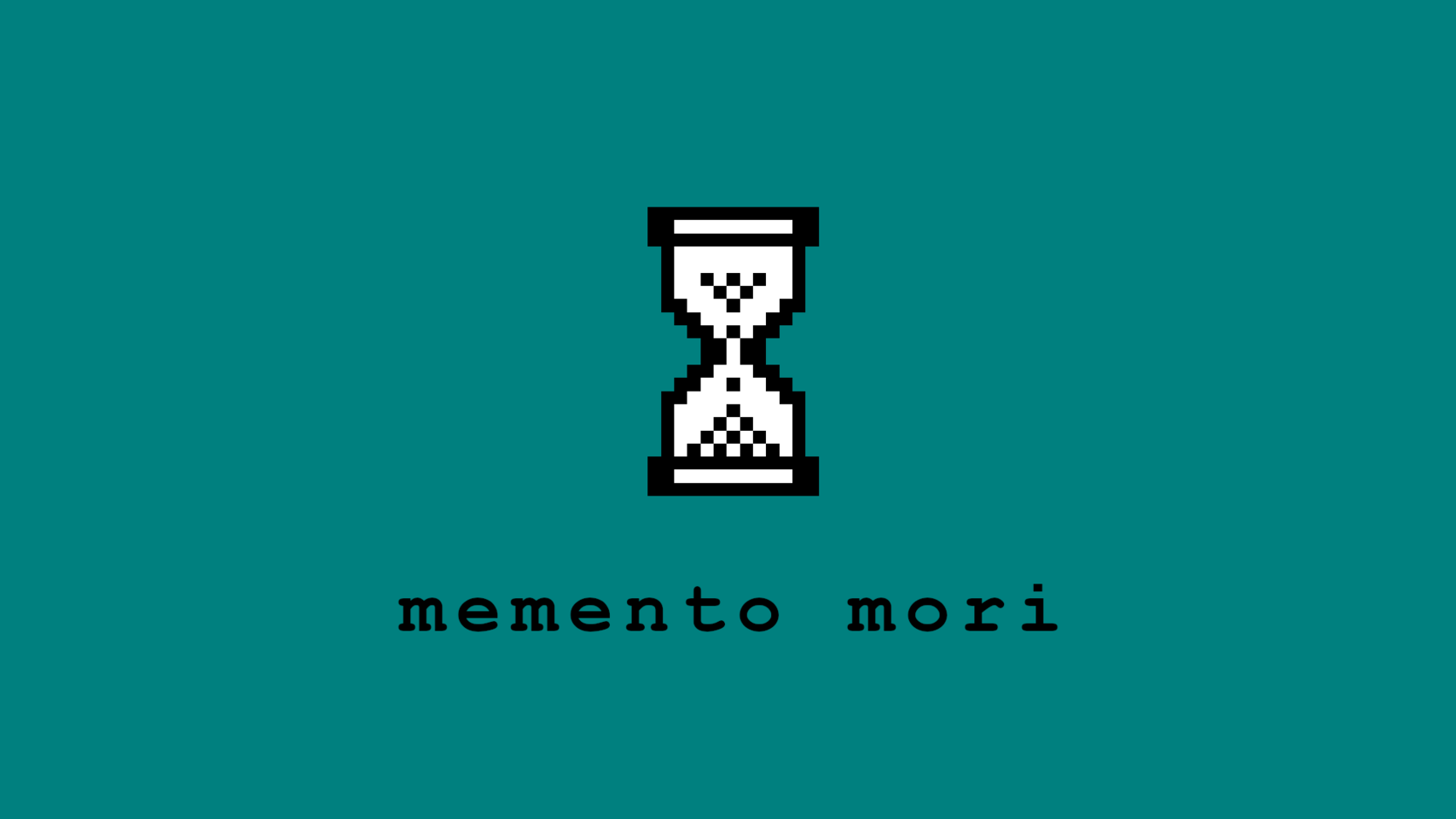 Rixx Memento Mori Or Remember That You Will Die